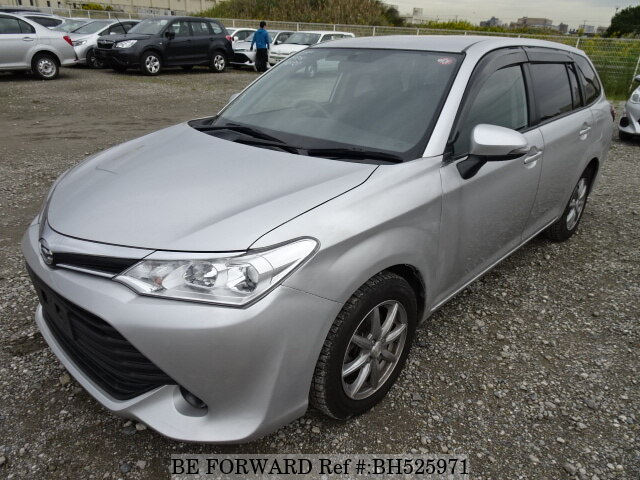 Used 2015 TOYOTA COROLLA FIELDER BH525971 for Sale