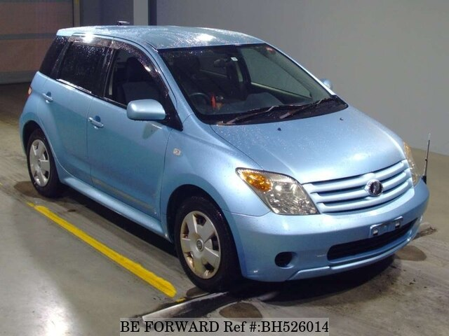 Used 2005 TOYOTA IST BH526014 for Sale