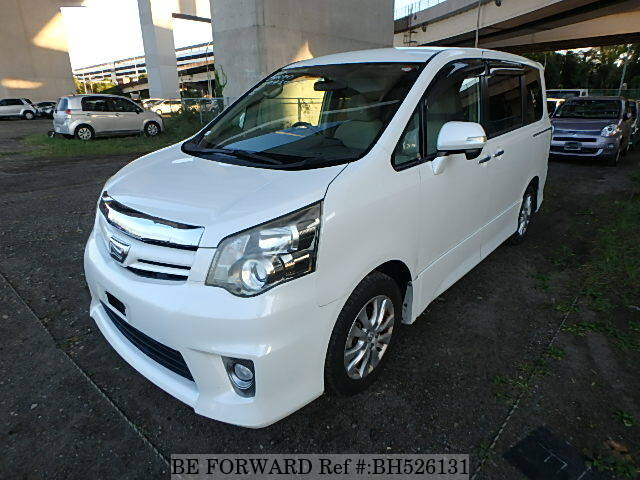 Used 2011 TOYOTA NOAH BH526131 for Sale