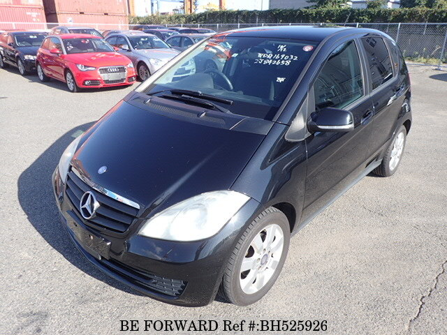 Used 2010 MERCEDES-BENZ A-CLASS BH525926 for Sale
