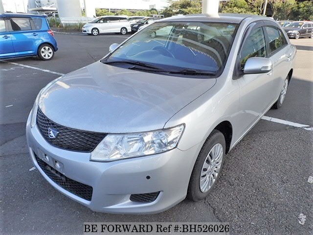 Used 2009 TOYOTA ALLION BH526026 for Sale