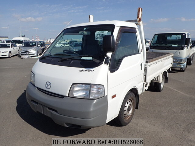 Used 2012 MAZDA BONGO TRUCK BH526068 for Sale