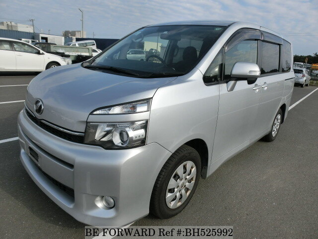 Used 2012 TOYOTA VOXY BH525992 for Sale