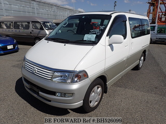 Used 1998 TOYOTA REGIUS WAGON BH526099 for Sale