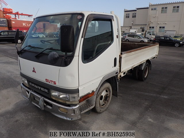 Used 2001 MITSUBISHI CANTER GUTS BH525938 for Sale