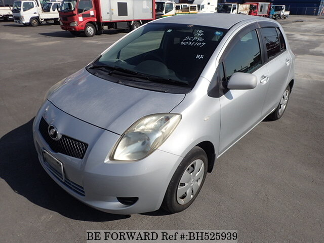 Used 2005 TOYOTA VITZ BH525939 for Sale