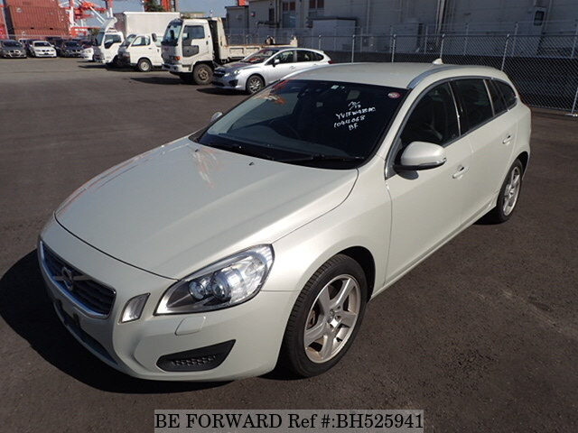 Used 2011 VOLVO V60 BH525941 for Sale