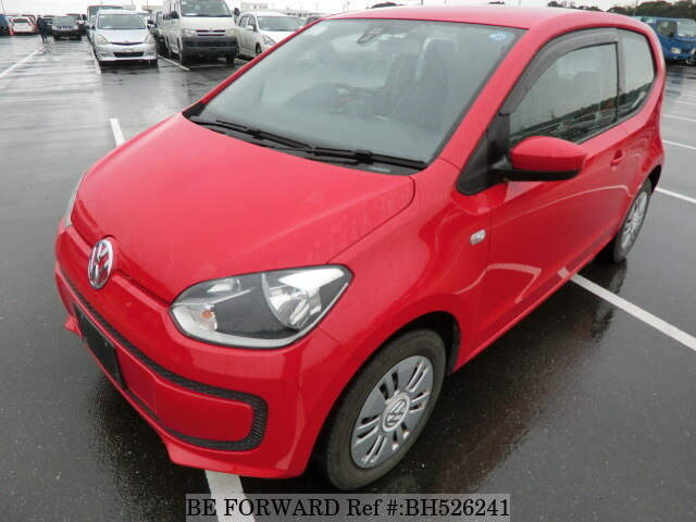 Used 2013 VOLKSWAGEN UP! BH526241 for Sale