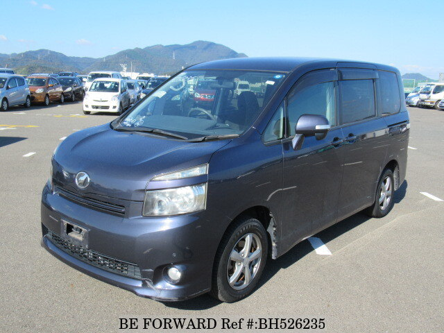 Used 2009 TOYOTA VOXY BH526235 for Sale