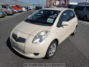 Used 2005 TOYOTA VITZ BH526107 for Sale