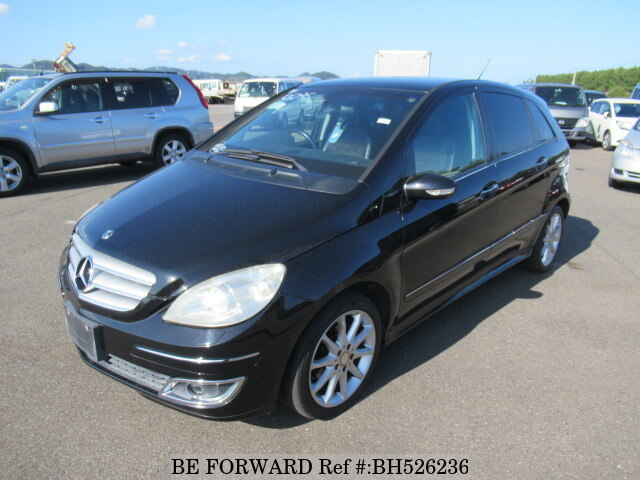 Used 2008 MERCEDES-BENZ B-CLASS BH526236 for Sale