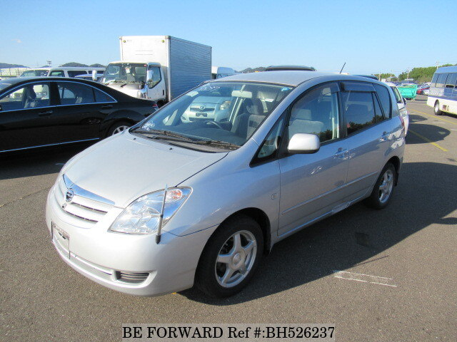 Used 2003 TOYOTA COROLLA SPACIO BH526237 for Sale