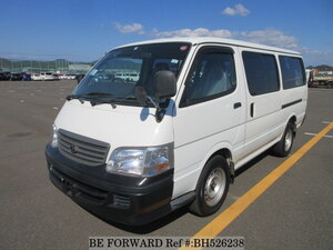 Used 2001 TOYOTA HIACE WAGON BH526238 for Sale