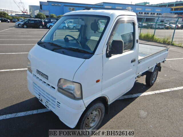 Used 2000 SUZUKI CARRY TRUCK BH526149 for Sale