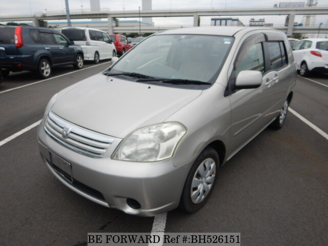Used 2003 TOYOTA RAUM BH526151 for Sale