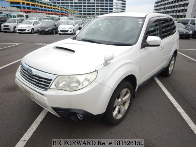 Used 2009 SUBARU FORESTER BH526159 for Sale