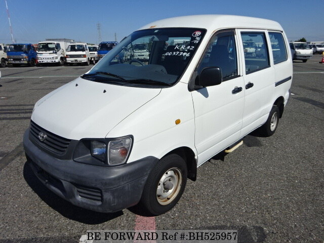 Used 1999 TOYOTA LITEACE VAN BH525957 for Sale