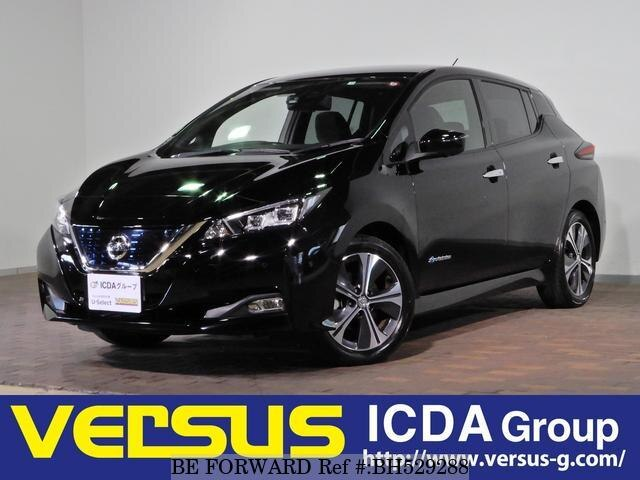 Used 2017 NISSAN LEAF BH529288 for Sale