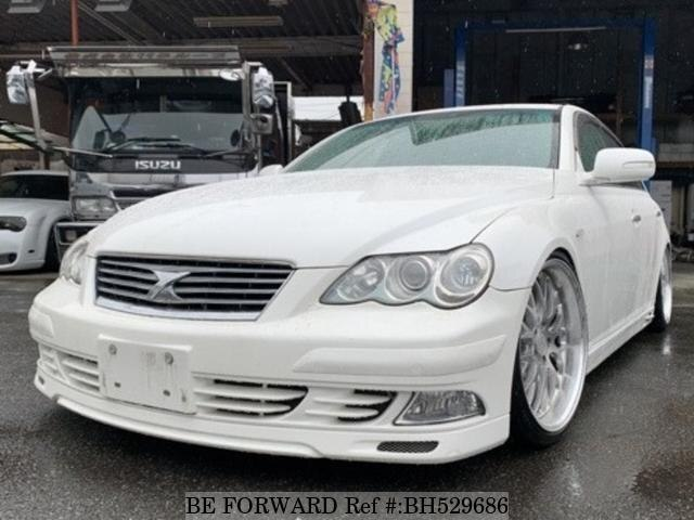 Used 2005 TOYOTA MARK X BH529686 for Sale