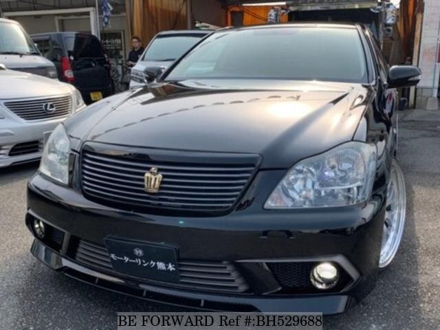 Used 2007 TOYOTA CROWN BH529688 for Sale