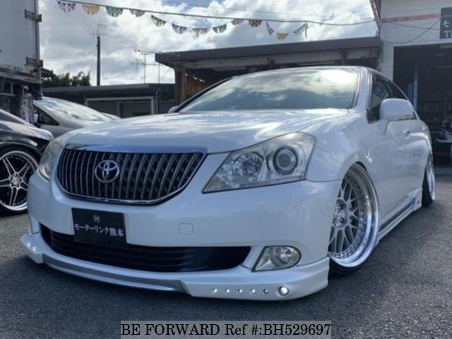 Used 2009 TOYOTA CROWN MAJESTA BH529697 for Sale