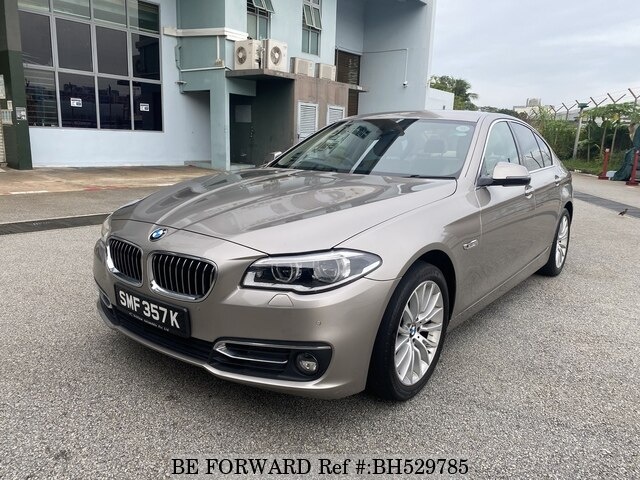 Used 2014 BMW 5 SERIES BH529785 for Sale