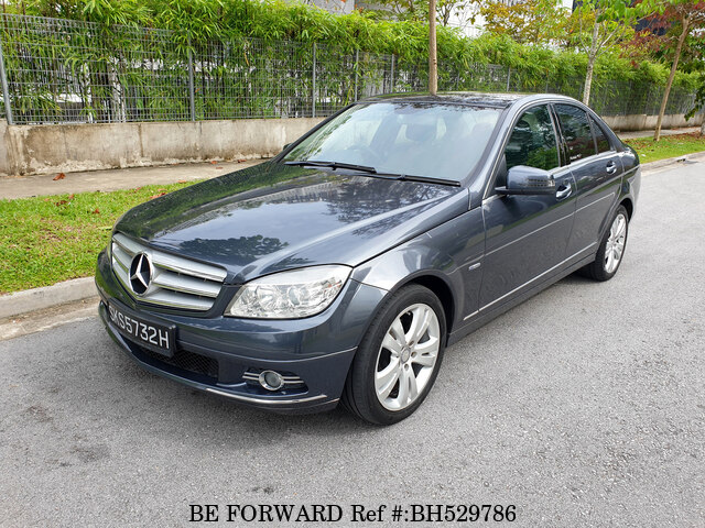 Used 2010 MERCEDES-BENZ C-CLASS BH529786 for Sale