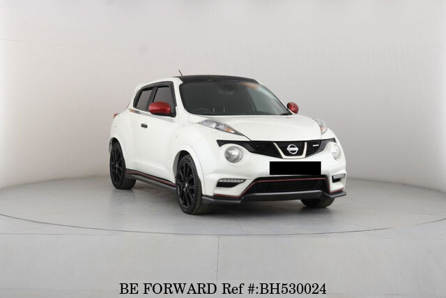 Used 2013 NISSAN JUKE BH530024 for Sale