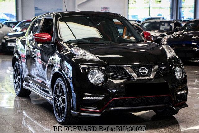 Used 2014 NISSAN JUKE BH530029 for Sale