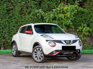 Used 2015 NISSAN JUKE BH530046 for Sale