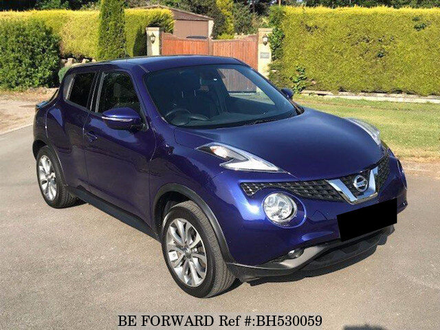 Used 2015 NISSAN JUKE BH530059 for Sale