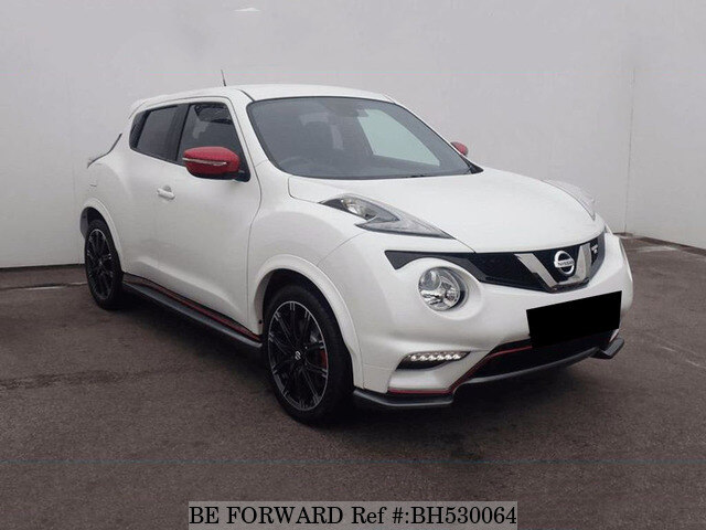 Used 2016 NISSAN JUKE BH530064 for Sale