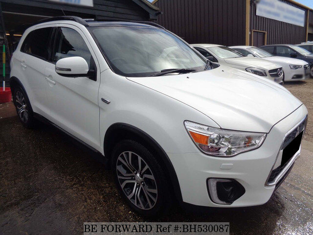 Used 2016 MITSUBISHI ASX BH530087 for Sale
