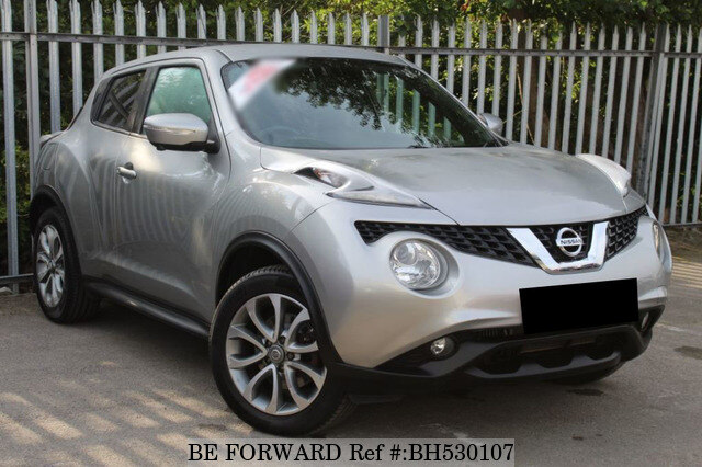 Used 2014 NISSAN JUKE BH530107 for Sale