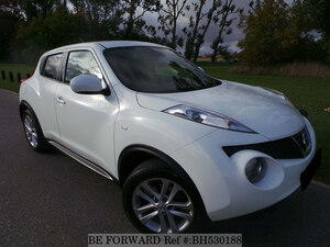 Used 2012 NISSAN JUKE BH530188 for Sale