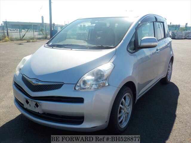 Used 2010 TOYOTA RACTIS BH528877 for Sale