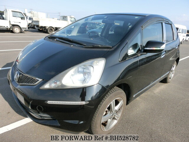 Used 2008 HONDA FIT BH528782 for Sale