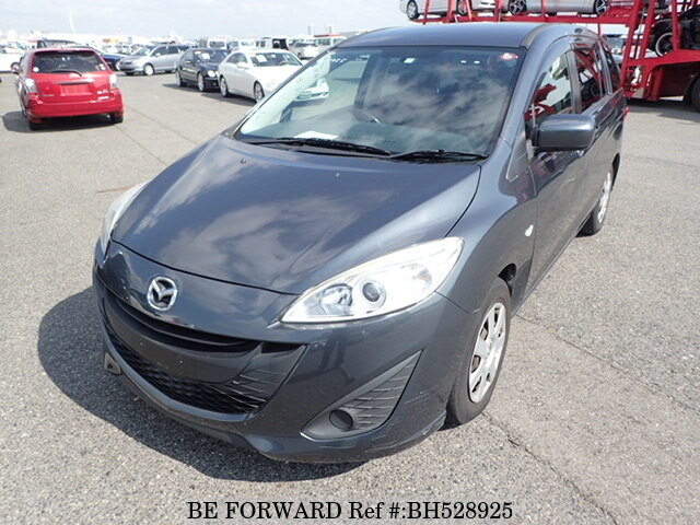 Used 2011 MAZDA PREMACY BH528925 for Sale
