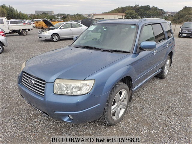 Used 2007 SUBARU FORESTER BH528839 for Sale