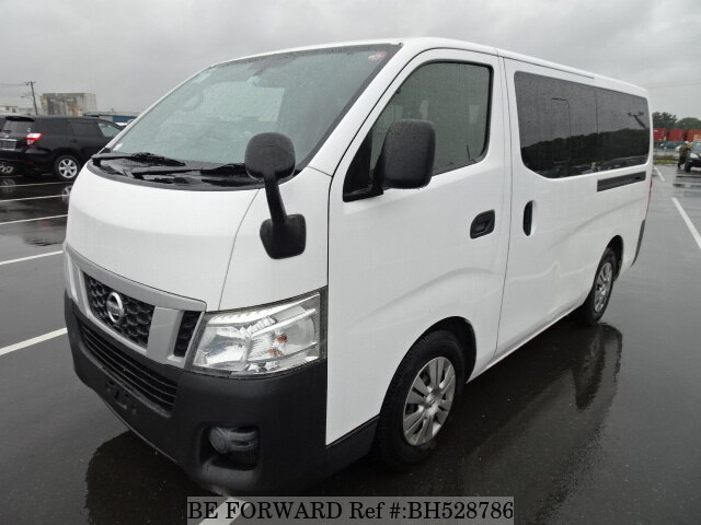 Used 2013 NISSAN CARAVAN VAN BH528786 for Sale