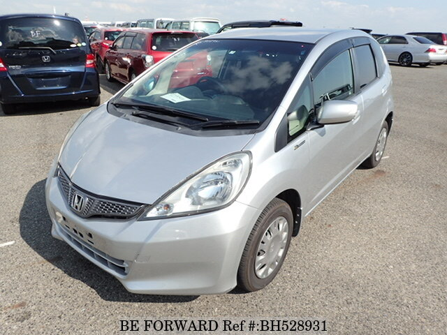 Used 2011 HONDA FIT BH528931 for Sale