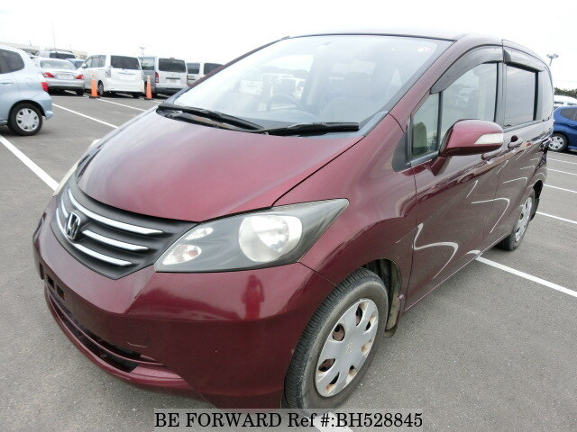 Used 2008 HONDA FREED BH528845 for Sale