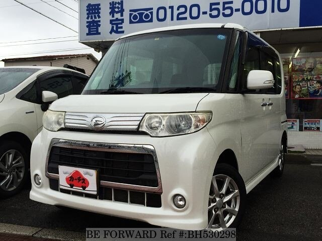 Used 2011 DAIHATSU TANTO BH530298 for Sale