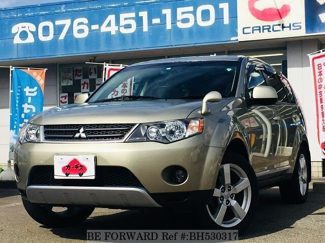 Used 2007 MITSUBISHI OUTLANDER BH530317 for Sale