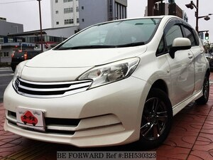 Used 2013 NISSAN NOTE BH530323 for Sale