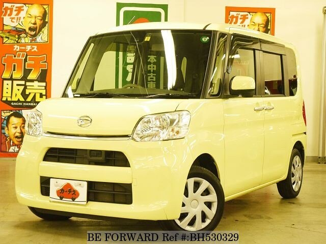 Used 2016 DAIHATSU TANTO BH530329 for Sale
