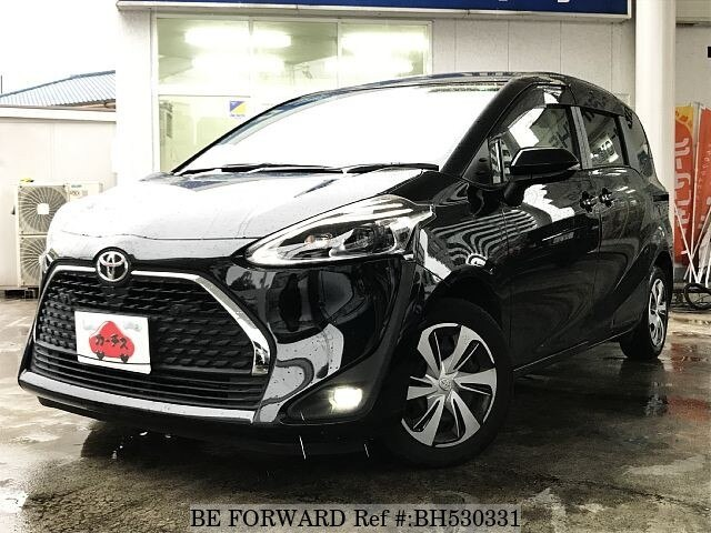 Used 2019 TOYOTA SIENTA BH530331 for Sale
