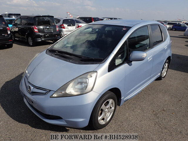Used 2007 HONDA FIT BH528938 for Sale