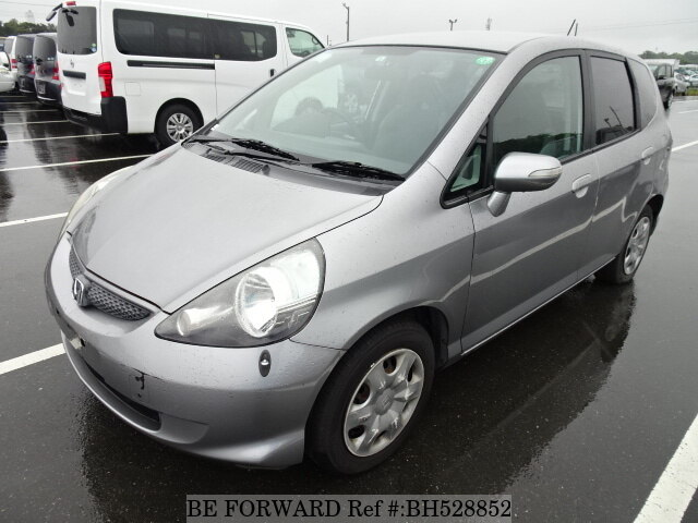 Used 2006 HONDA FIT BH528852 for Sale