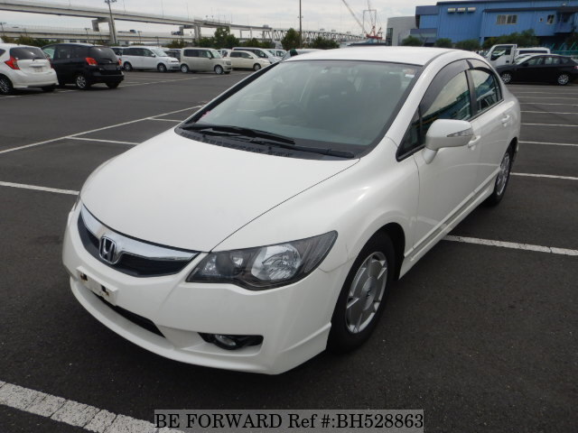 Used 2009 HONDA CIVIC HYBRID BH528863 for Sale